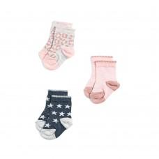 Чорапки с апликация 3 чифта