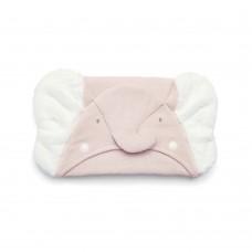 Хавлия с качулка - Elephant Pink
