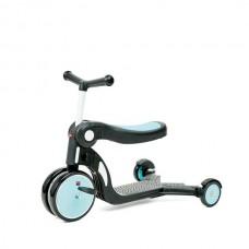 Chipolino Детска играчка скутер 4в1 ALL RIDE син