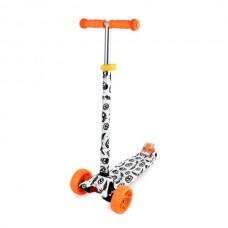 Chipolino Детски скутер Кроксър Ево тикви