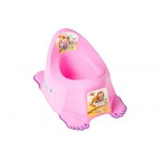 Chipolino Бебешко анатомично гърне Сафари розово