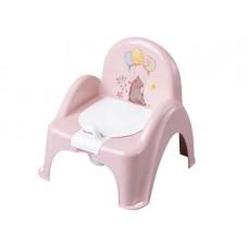Chipolino Бебешко гърне-столче Горска приказка розово