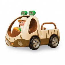 First Friends - Safari Vehicle - 1-5y.