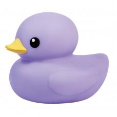 Играчка Гумено лилаво пате за баня - Tolo Baby - 3м+