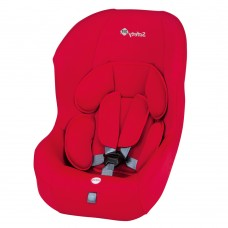 Стол за кола Simply Safe Comfort - Full Red