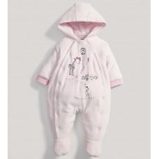 Бебешки розов космонавт