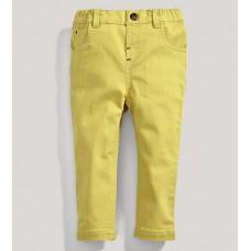 Жълти дънки Fashion