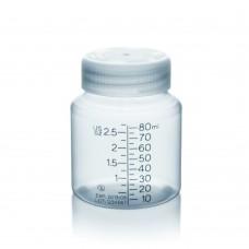 Стерилни бутилки 40 бр. пакет 80 мл за замразяване на кърма