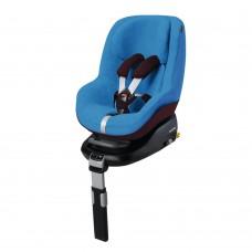 Летен калъф за стол за кола Pearl - Blue