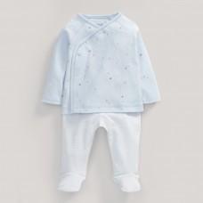 Комплект от 2 части - блузка и панталон