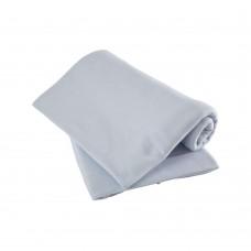 Комплект чаршафи за легло 2 броя - синьо 70-142cм