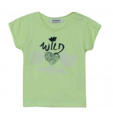 Тениска  с къс ръкав WILD PRINCESS