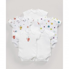 Бебешки комплект бодита 5 броя