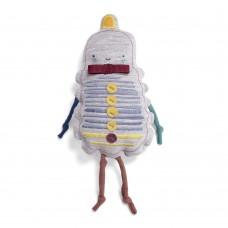 Мека кукла - дрънкалка - Cordy