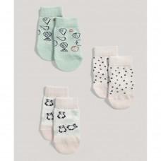Чорапи 3 бр Panda