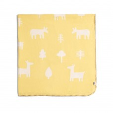 Одеяло - Yellow Animal