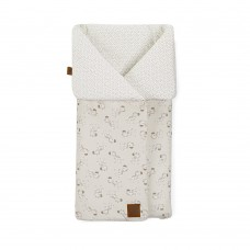 JANE Mims Универсален чувал - одеяло за кош Safari