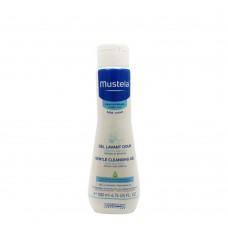 Mustela Дермопочистващ гел за коса и тяло 200мл