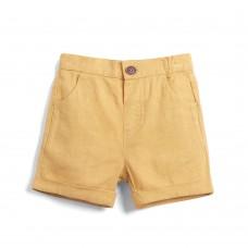 Къси панталони LINEN