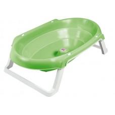 OK BABY Сгъваема вана Онда зелена